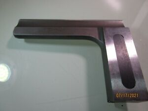 Toolmaker's Machinist Beveled Edge Square 4 INCHES LONG