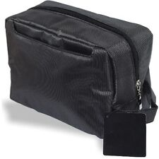 LARGE QUALITY TOILETRIES TOILETRY TRAVEL WASH BAG MENS GENTS