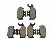 2012 Can-Am Outlander 650 Outlander 650 XT Front And Rear Brake Pads