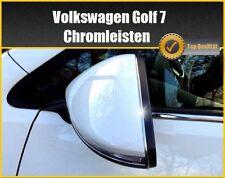 VW Golf 7 - 3M Chrom-Leisten Zierleisten Chromleisten Außenspiegel Spiegel OBEN