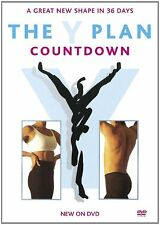 The Y Plan  Countdown DVD   (Brand New)  Fitness  Workout