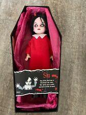 Living Dead Dolls Sin Series 1 Original Mezco Pre-owned