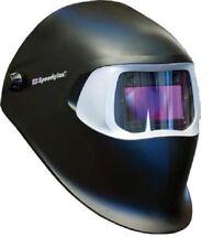 3M Speedglas 100V Negro Auto Oscurecimiento Casco Soldadura con bolsa de almacenamiento de información y sombrero
