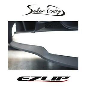 EZ-LIP Spoiler Spoilerlippe Lippe Frontspoiler Tuning passend für Peugeot 207