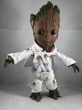 Guardians Vol. 2 Baby Groot Cosplayer Figure - Elvis Presley!