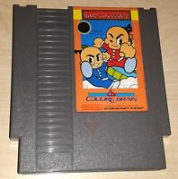 Kung Fu Heroes Nintendo NES Vintage classic original retro game cartridge