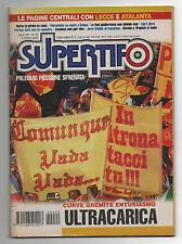 SUPERTIF / ULTRACARICA  Die Guide für Ultras / viele Bilder / von 2004  !!  TOP