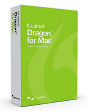 Nuance Dragon for Mac 5.0 - New Retail Box S601A-G00-5.0
