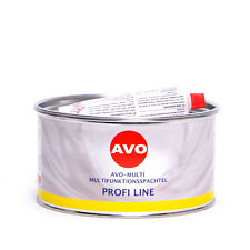 Multispachtel AVO 2Kg inkl. Härtertube Softspachtel Auto Spachtelmasse A010220