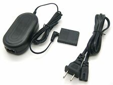 AC Power Adapter + DC Coupler for Canon ACK-DC10 Digital IXUS 110 120 i i7 zoom