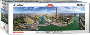 Eurographics Paris, France Jigsaw Puzzle (1000 Pieces)