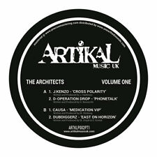 J KENZO/D OPERATION DROP/CAUSA/DUBDIGGERZ The Architects: Volume One Plate One