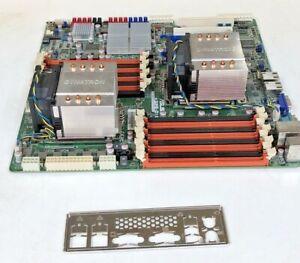 ASUS KGPE-D16 PCIe x16 2x Socket G34 16x DDR3 Slot 2x Active HS/Fan & I/O shield
