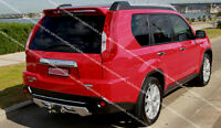 SPOILER COMPATIBLE WITH NISSAN X-TRAIL T31 ( 2008-2013 )
