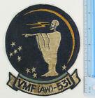 USMC VMF(AW)-531 Patch