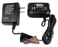 Black and Decker 90592360-01 9.6v-18v 5101181-01 Firestorm Slide Battery Charger