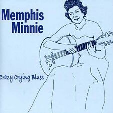 Memphis Minnie - Crazy Crying Blues [New CD]
