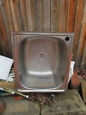 Stainless Steel  laundry tub sink 56cm x 63.5cm x 28cm deep