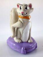 Jouet vintage Toys Disney aristochat For Mcdonald 7 x 5 cm mécanisme ok