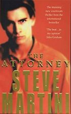 The Attorney, Martini, Steve, Used; Good Book