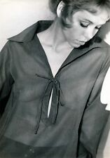 Photo Mode transparence tirage argentique époque photographie Roustan 1970