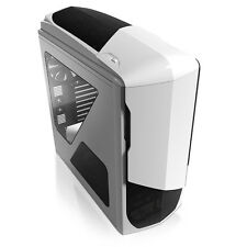 NZXT Phantom 530 White Edition E-ATX/ATX Large PC Tower Gaming Computer Case