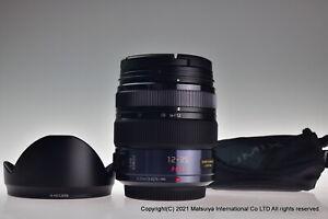 Near MINT Panasonic LUMIX G X VARIO 12-35mm f/2.8 ASPH. POWER O.I.S. H-HS12035