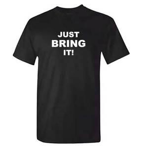 Kids JUST BRING IT Wrestling T Shirt Tshirt