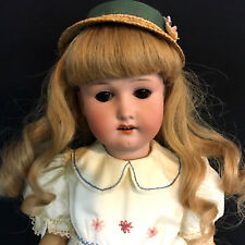 Ernst Heubach Koppelsdorf - 250 3/0 Antique Doll - Bisque Socket Head German