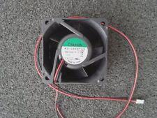DC ventiladores-kd1206pts3.13.gn - 12 V - 1,1 W - 28,88m³/h - 60 x 60 x 25mm-nuevo