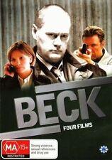Crime/Investigation Drama Full Screen Movie DVDs & Blu-ray Discs