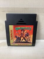 Gauntlet Tengen NES Nintendo Game Cartridge Original Game TESTED Working Cleaned