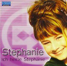 CD - Stephanie - Ich heiße Stephanie - #A3465 - RAR