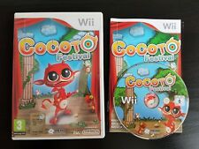 Cocoto Festival - Nintendo Wii / Wii U - RARE - Fast P&P! - Light Gun Shooter