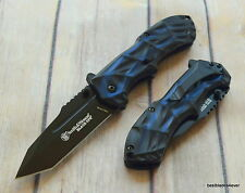 SMITH & WESSON BLACKOPS TACTICAL SPRING ASSISTED KNIFE WITH POCKET CLIP