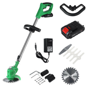 Electric Lawn Mower Lawn Mower 21V Wireless Charging Lawn Mower kit Garden Tools