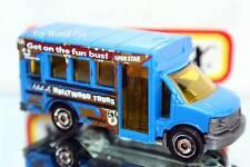 2015 Matchbox City Adventure GMC School Bus