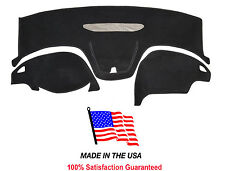 2008-2012 Chevy Malibu Black Carpet Dash Cover Mat Pad CH101-5 Made in the USA