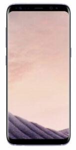 New Samsung Galaxy S8 SM-G950U-64GB - Orchid Gray Unlocked Smartphone +Free Gift