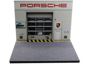 Diorama German Car Dealer - 1/43ème - #43-2-A-A-064