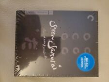 New listing Seven Samurai (Criterion Collection) (Blu-ray, 1954) Brand New Sealed