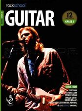 Rockschool Guitar Grade 3 2018-2024 TAB Music Book/Audio Songs Exercises Tests
