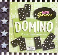 A7 DOMINO minigames Tremaine VEGA Ed. con tessere magnetiche