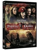 DVD * Pirates des Caraïbes 3 - Jusqu'au bout du monde *