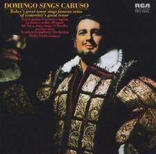 Domingo,Placido - Placido Domingo: Domingo Sings Caruso