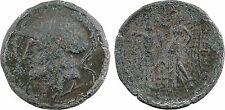 Italie, Bruttium, ligne des Bruttiens (213-207 av J-C), sextans de bronze - 2