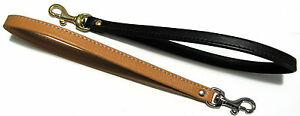 Replacement Leather Wrist Strap For Clutch / Wristlet / Purse / Pouch - USA