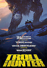Troll Hunter (Blu-ray, 2012)