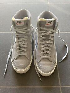 Nike Blazer Mid 77 Suede Grey US10