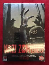 NAZI ZOMBIES CHRISTOPHER CONNOLLY THOMAS REILLY POINT BLANK UK 2013 REG2 DVD NEW